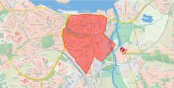 Sperrbereich Rosengarten am 27.03.2019 wegen Bombenfund