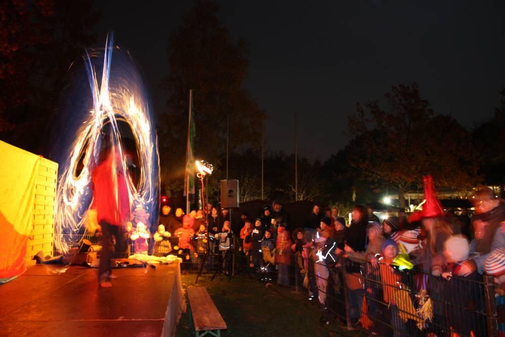 Laternenfest im Rostocker Zoo